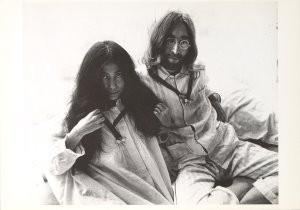 Cor Jaring (1936-2013) -Jaring/ Bedpeace- Postkaart