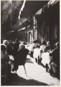V.Schrader / D. Brandl -Brandl&Schrader/ Ristorante- Postkaart