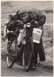 Paul S.Penrose -Untitled- Postkaart