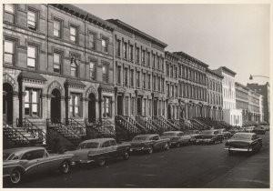Sem Presser (1917-1986) -New York, ca. 1962- Postkaart
