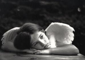 Alexandra Stonehill -Angel Day Dreaming- Postkaart