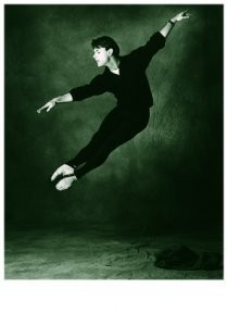 Nancy Ellison (1936) -Untitled- Postkaart
