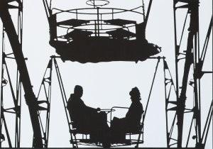 Alexei Kouznetsov -He and She- Postkaart