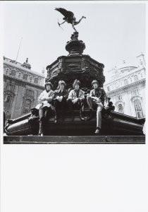 Nico van der Stam (1925-2000) -Pink Floyd- Postkaart