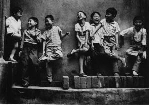 Fu Chun Wang -After School, China- Postkaart