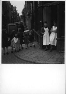 Maria Austria (1915-1975) -De Jordaan- Postkaart