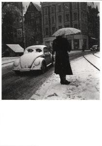 Maria Austria (1915-1975) -Amsterdam, 1952- Postkaart