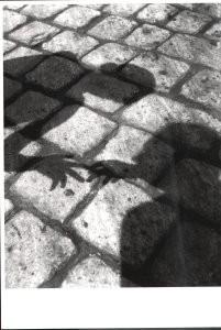 Eva Besnyo  (1910-2003) -Zusters Budapest- Postkaart