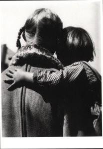 Eva Besnyo  (1910-2003) -Kinderen, Berlijn- Postkaart