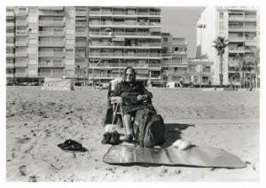 Ben van Eck -Fuengirola- Postkaart