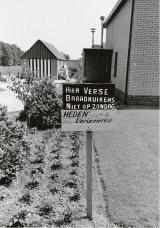 Ben van Eck -Altijd pasen, 1974- Postkaart