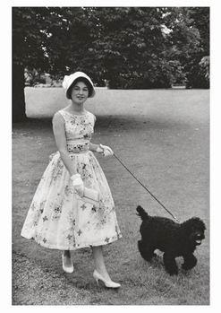 Emile v. Moerkerken(1916-1995)-Mannequin, 22 j, ca.1959- Postkaart