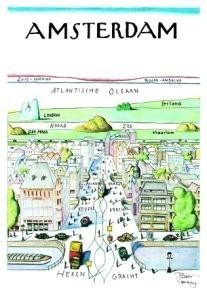 -Amsterdam- Postkaart