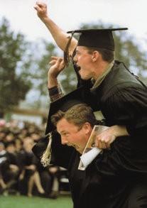 Annie Cusack -Graduation Jubilation- Postkaart