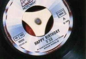 Paul Baars (1949) -Happy Birthday- Postkaart