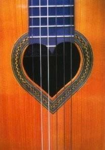 Francis Lake -Liefde voor muziek- Postkaart