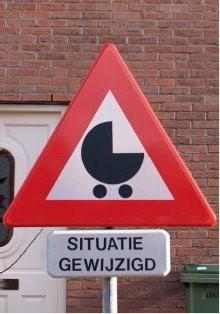 Henk P. Drost -Situatie gewijzigd, 2009- Postkaart