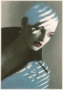 Blue Studios, -Blue Studios/ Marijke- Postkaart