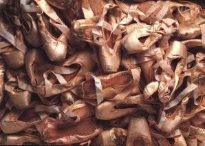 Paul Huf (1924-2002) -Prima Ballerina- Postkaart