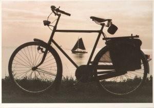 Roelf Zuidema (1934) -Bij Hoorn- Postkaart
