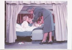 Paul Huf (1924-2002) -P.Huf/Untitled- Postkaart