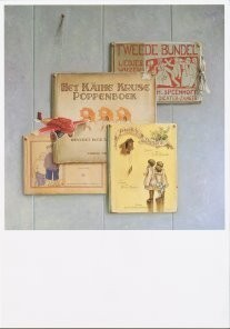 Piet Gutter (1944) -Kinderboeken- Postkaart