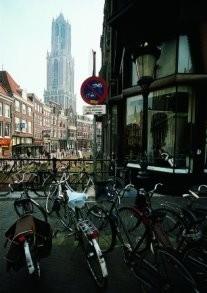 Martin Kers (1944) -Utrecht- Postkaart