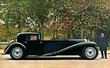 Rembrandt Bugatti (1885-1916) -Coupe Napoleon Roya- Postkaart