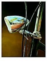 Tjalf Sparnaay (1954) -Fiets- Postkaart