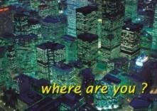 Thomas Haltner -Toronto City , 2000- Postkaart