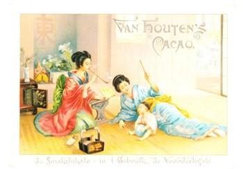 -Van Houten Collectie- Postkaart