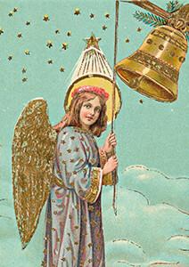 -Prentbriefkaart, ca. 1900- Postkaart