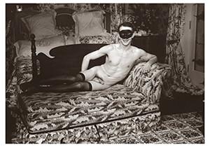 Chuck Samuels (1956) -After Bellocq- Postkaart