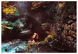 -J.Saudek/Untitled- Postkaart