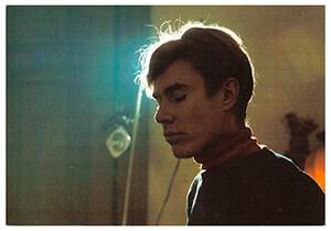 Andy Warhol (1928-1987) -N.Finkelstein/Saint Andy,1965- Postkaart