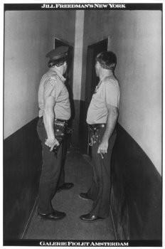 Jill Freedman (1939) -N.Y.Streetcops- Poster