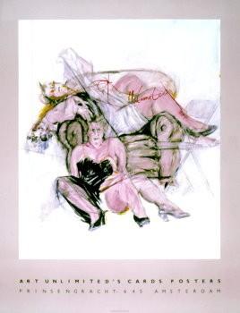 Milou Hermus (1947) -Art Unltd/ ........./ ..- Poster