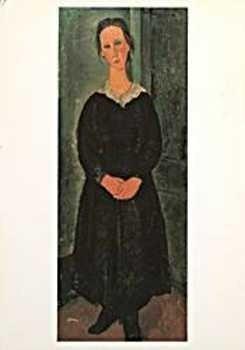 Amedeo Modigliani (1884-1920) -A.Modigliano/Servant Girl45x80- Poster
