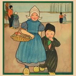 Rie Cramer (1887-1977) -75- Poster