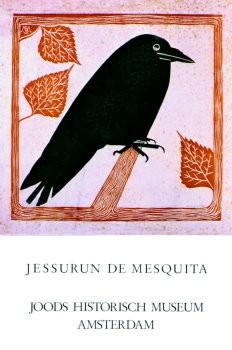S.Jessurun de Mesquita(1868-19-Kraai/ 40*60/ K- Poster