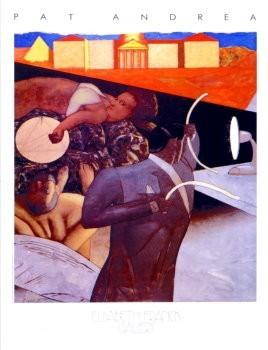 Pat Andrea (1942) -De Dageraad/ 40*60/ K- Poster