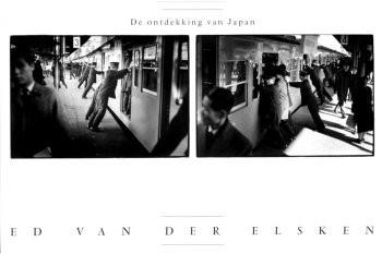 Ed van der Elsken (1925-1990) -Elsken, E.v.d/Japan/D/75*50- Poster