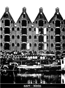Aart Klein (1909-2001) -Klein/Pakhuizen/45*60/ D- Poster