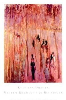 Kees van Dongen (1877-1968) -Pad derDeugd- Poster