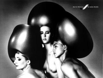 Blaisse en Beeke -Blaisse&B./SPHERES 3/70*93,5/D- Poster