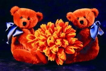 Mirja de Vries -TB flowers- Poster