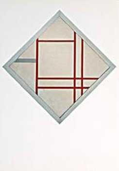 Marlow Moss (1890-1958) -M.Moss/Ruimte,beweg.&licht/GMA- Poster