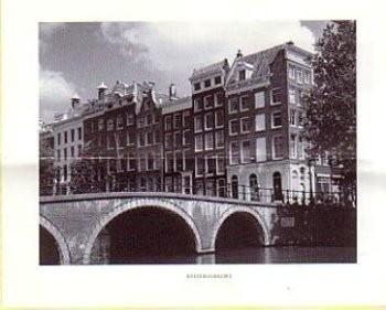 Jack Jacobs -Keizersgracht- Poster