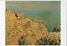 Claude Monet (1840-1926) -De hut v.d.douanier- Dubbele Kaart