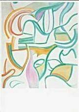 Willem de Kooning (1904-1997) -deKooning/Hom.a vanGogh/ StG- Dubbele Kaart